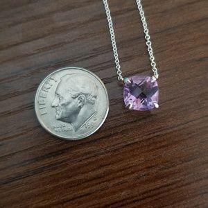 Tiffany & Co. Jewelry - 🌟Tiffany & Co Sparkler Amethyst Necklace🌟